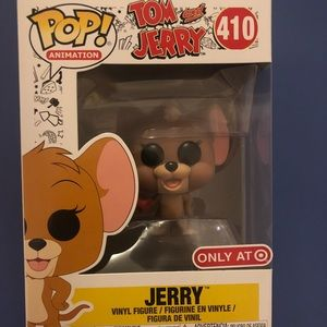 Funko Pop! Tom and Jerry- Jerry-Dynamite-#410